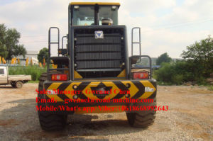 6t Wheel Loader Lw600kn with 3.5m3 Bucket pictures & photos