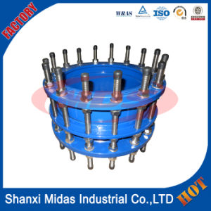 ISO2531 Ggg50 Ductile Cast Iron Di Dismantling Joint Pn40 for Ductile Iron Di Pipe pictures & photos