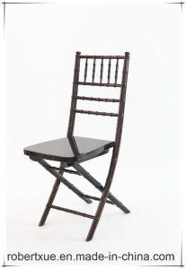 Used Wood Folding Chiavari Chairs for Sale pictures & photos