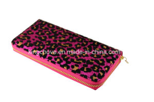 Fashion Shiny PU Long Shape Wallet / Fashion Wallets (KCW10) pictures & photos