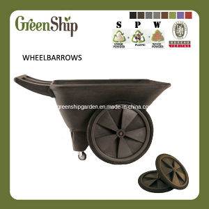 High Quality Outdoor Multifunctional Gardening Wheelbarrows