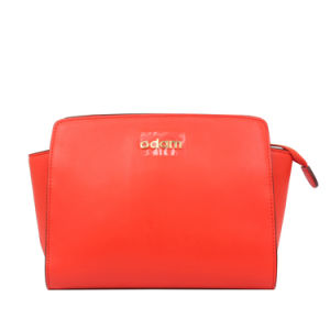 New Arrival Fashion Genuine Leather Lady Clutch Shoulder Messenger Bag (XX010) pictures & photos