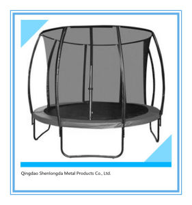 6FT Round Trampoline Outdoor Jumping Trampoline pictures & photos