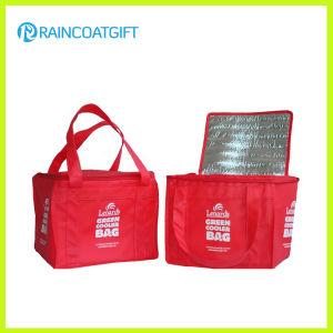 600d Alumium Foil Cooler Lunch Bag Rbc-078 pictures & photos