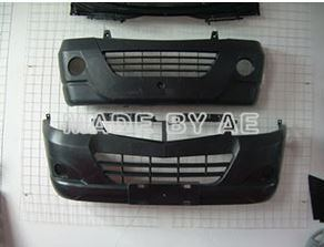 Car Bumper in Plastic Injection Mould pictures & photos