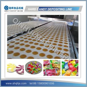 PLC Control&Full Automatic Machine for Hard Candy pictures & photos