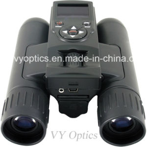 Long Range Distance Measuring Binoculars with Laser Range Finder From China pictures & photos