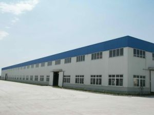 Steel Factory, Customized Structural Steel Workshop (SSW-15225) pictures & photos