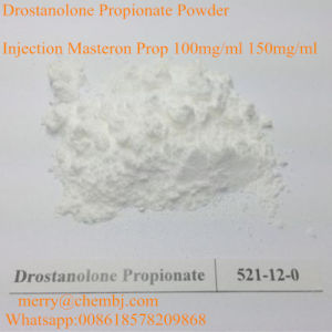 Healthy Medical Muscle Buildup Steroid Powder Drostanolone Propionate Masteron