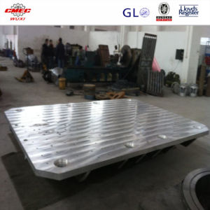 Aluminium Welding Fabrication and Thick Plate Laser Cutting Welding Parts Steel Fabrication pictures & photos