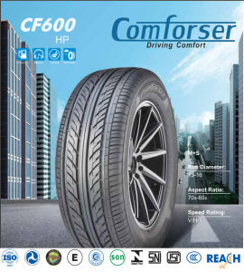 Comforser High Pressure Tyres for Passenger Car pictures & photos