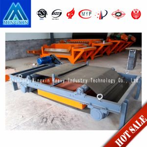High Power Suspension Self Dumping Permanent Magnetic Separator for Iron Ore pictures & photos