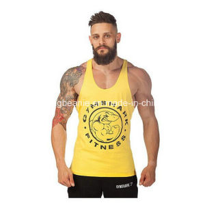 100%Combed Cotton Tank Top, Men′s Tank Top, Men′s Shirt pictures & photos