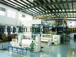 3200mm SMS Non Woven Fabric Making Production Line pictures & photos