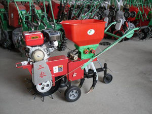 Steel Wheel Mini Power Tiller/Planter/Seeder/Fertilizer/Weeder/Ditcher/Ridger Tl-B