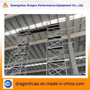 China Aluminium Scaffolding for Building pictures & photos