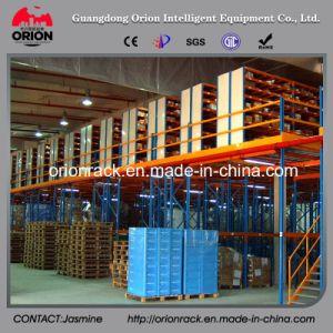 Warehouse Storage Steel Structure Mezzanine Floor Rack pictures & photos