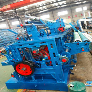 Toyo Style Single Knot Fish Netting Machine pictures & photos
