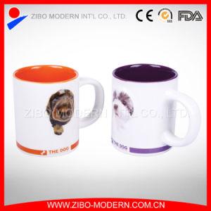 Wholesale Decorative 3D Animal Ceramic Coffee Mugs pictures & photos