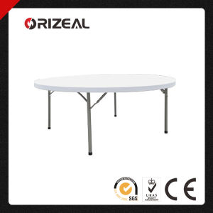 Orizeal 6-Foot Deluxe Round Banquet Table Oz-T2048 pictures & photos