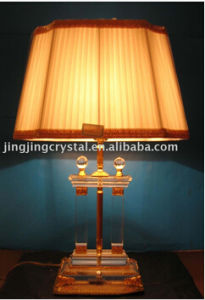 Crystal Table Lamp with Popular Shape in 2016 pictures & photos