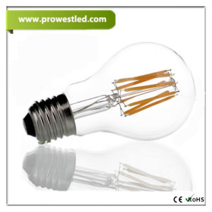 3W 5W 7W A60 Filament LED Housing Bulb Lamp with E27/E14 Base