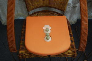 3 Ball Cushion Heating Care Wellness Care SPA pictures & photos