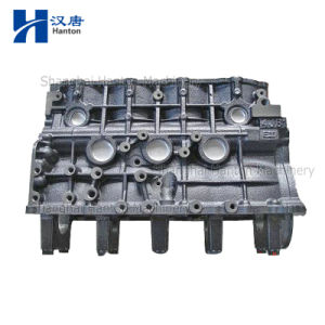 Isuzu truck diesel engine motor parts cylinder block for 4JB1T pictures & photos
