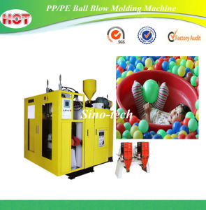 PP/PE Ball Blow Molding Machine pictures & photos