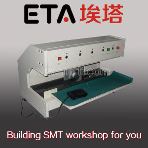 SMT PCB Separator Machine, PCB V-Cut pictures & photos