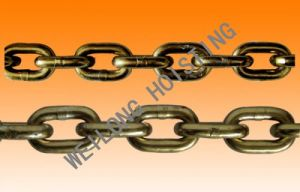 Galvanized Chain, G80 Lifting chains