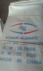 Sodium Alginate Paste for Dyeing pictures & photos