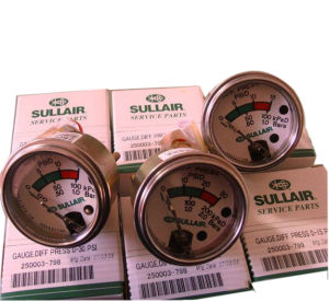 Sullair 250003-798 Pressure Gauge Air Compressor Part pictures & photos