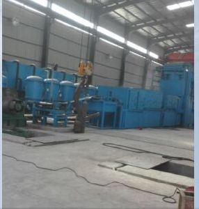 Non Acid Cleaning Steel Tape Equipment