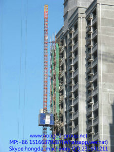 Hongda Group Nice Quality Building Hoist pictures & photos