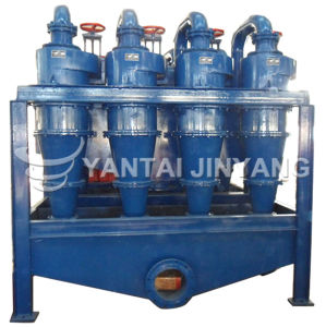 Water Cyclone Separator as Desanding Equipment pictures & photos