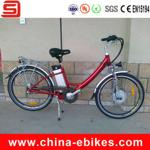 Electric Bike With Shimano Nexus Internal 3 Speed Gears (JSE32)