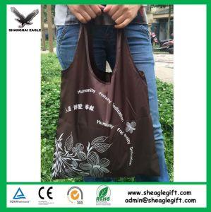 Reusable Nylon Polyester Folding Shopping Bag Tote Bag pictures & photos