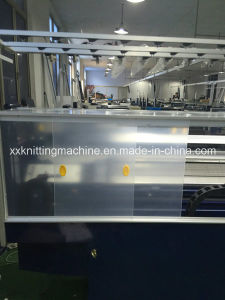 Single System 1+1 Computerized Jacquard Knitting Machine pictures & photos