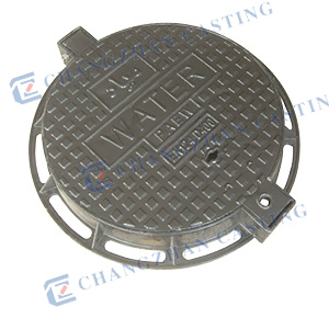 En124 D400 Medium Duty Manhole Cover for Carriageway of Roads pictures & photos