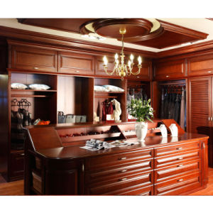 2014 New Solid Wood Walk-in Closet pictures & photos
