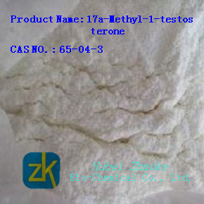 17A-Methyl-1-Testosterone Steroid Powder 99% pictures & photos