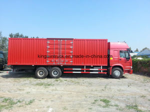 Sinotruk HOWO 6X4 Stake Cargo Truck pictures & photos