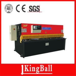 Hydraulic Shearing Machine QC12k Series, CNC Shearing Machine QC12k 4X4000 pictures & photos