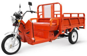 Electric Tricycle 1.5m Cargo 1000W pictures & photos