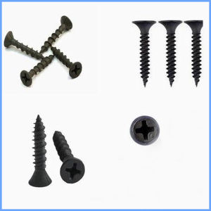 Phillips Bugle Head Coarse Thread Phosphate Drywall Screw pictures & photos