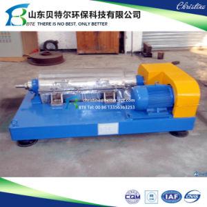 Sludge Dewatering Machine Horizontal Centrifugal Decanter Price pictures & photos