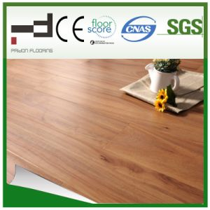 12mm Laminate Glossy White European Style Laminated Flooring pictures & photos