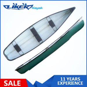 Fishing Canoe Sandwich Structure Plastic Classic Canoe pictures & photos