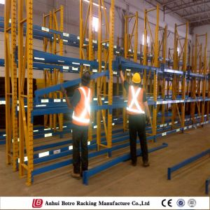 Factory Price Metal Truck Tyre Storage Racks pictures & photos